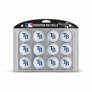 Tampa Bay Rays Dozen Golf Balls