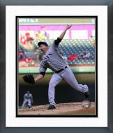 Tampa Bay Rays Drew Smyly Action Framed Photo