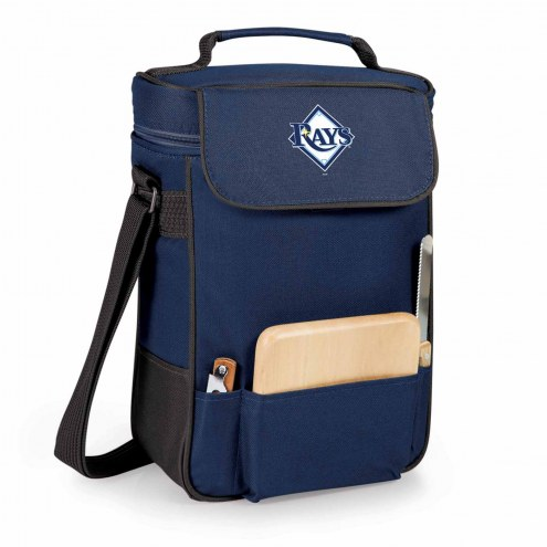 Tampa Bay Rays Duet Insulated Wine Bag