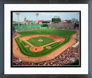 Tampa Bay Rays Fenway Park Framed Photo
