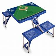 Tampa Bay Rays Folding Picnic Table