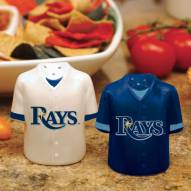 Tampa Bay Rays Gameday Salt and Pepper Shakers