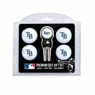 Tampa Bay Rays Golf Ball Gift Set