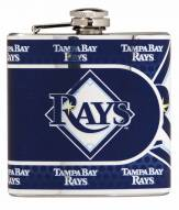 Tampa Bay Rays Hi-Def Stainless Steel Flask