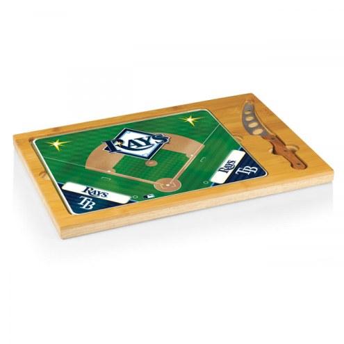 Tampa Bay Rays Icon Cutting Board