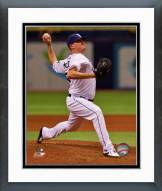 Tampa Bay Rays Jake McGee Action Framed Photo