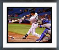 Tampa Bay Rays Kevin Kiermaier Action Framed Photo