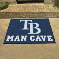 Tampa Bay Rays Man Cave All-Star Rug