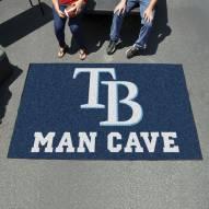 Tampa Bay Rays Man Cave Ulti-Mat Rug