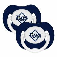 Tampa Bay Rays Baby Pacifier 2-Pack