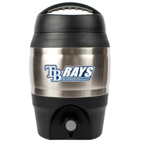 Tampa Bay Rays MLB Stainless Steel Gallon Tailgate Jug