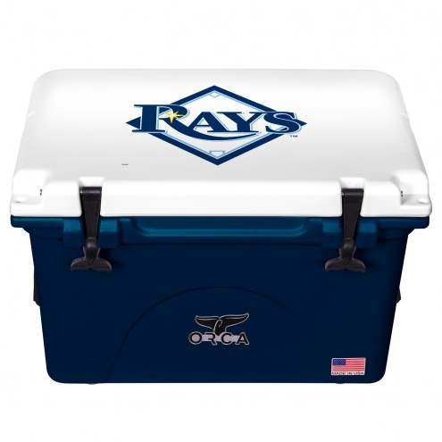 Tampa Bay Rays ORCA 40 Quart Cooler