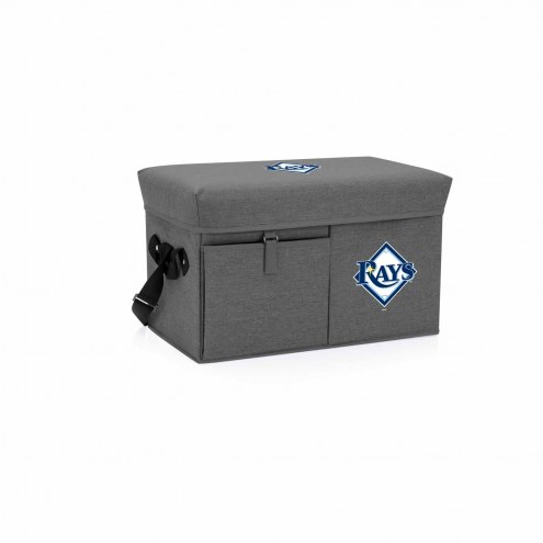 Tampa Bay Rays Ottoman Cooler & Seat