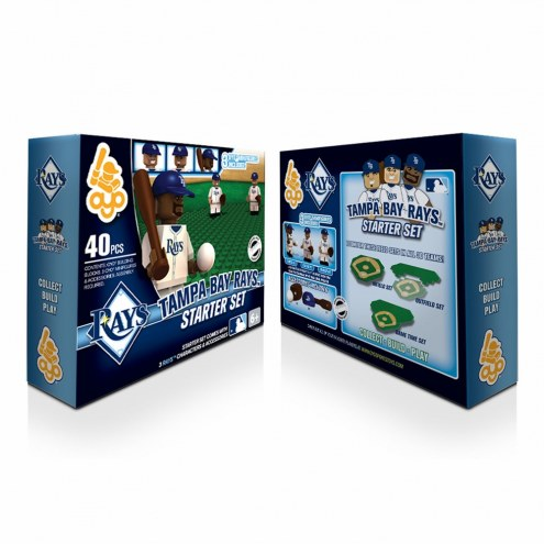 Tampa Bay Rays OYO MLB Practice Field Set