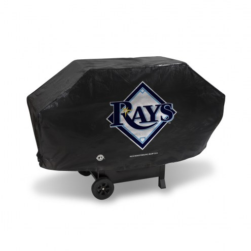 Tampa Bay Rays Padded Grill Cover