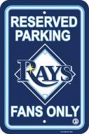 Tampa Bay Rays Parking Sign