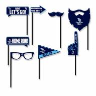 Tampa Bay Rays Party Props Selfie Kit