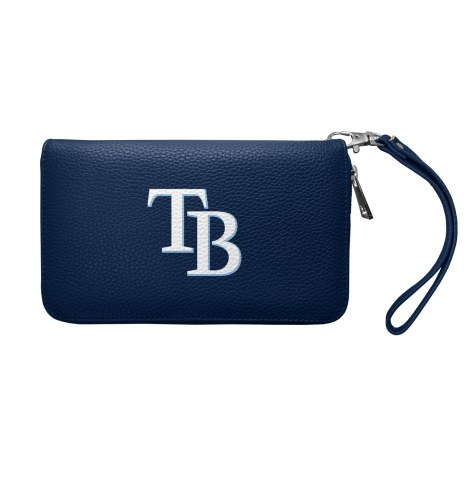 Tampa Bay Rays Pebble Organizer Wallet