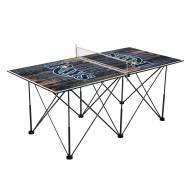 Tampa Bay Rays Pop Up 6' Ping Pong Table
