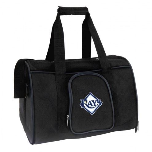 Tampa Bay Rays Premium Pet Carrier Bag