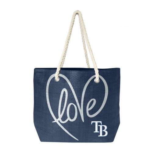Tampa Bay Rays Rope Tote
