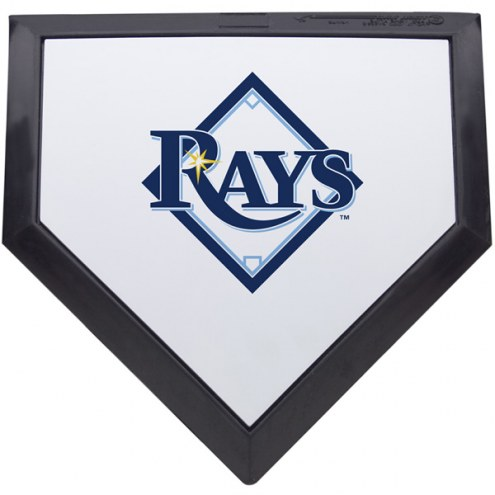 Tampa Bay Rays Schutt MLB Mini Home Plate