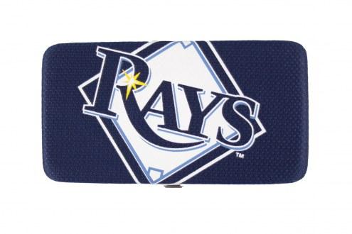 Tampa Bay Rays Shell Mesh Wallet