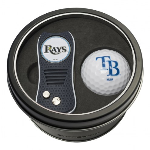 Tampa Bay Rays Switchfix Golf Divot Tool & Ball