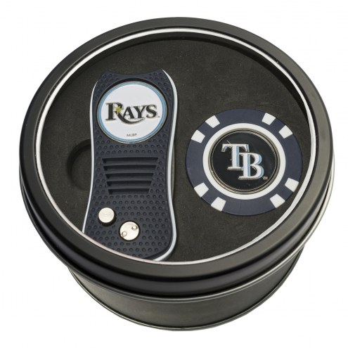 Tampa Bay Rays Switchfix Golf Divot Tool & Chip