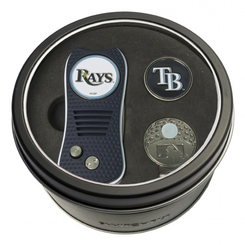 Tampa Bay Rays Switchfix Golf Divot Tool, Hat Clip, & Ball Marker