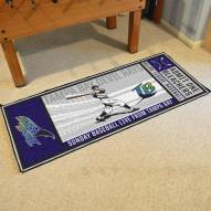 Tampa Bay Rays Ticket Runner Rug