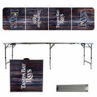 Tampa Bay Rays Victory Folding Tailgate Table