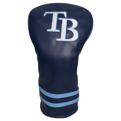 Tampa Bay Rays Vintage Golf Driver Headcover