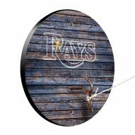 Tampa Bay Rays Weathered Design Hook & Ring Game