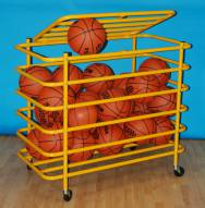 TC Sports Colored Basketball Lockers