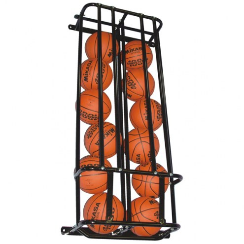 TC Sports Double Sided Wall Mounted Ball Locker