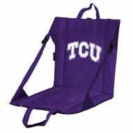 TCU Horned Frogs Stadium Seat
