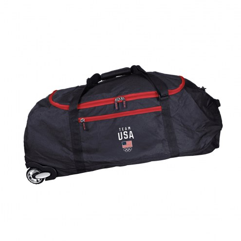 "Team USA 36"" Checked-in Wheeled Duffel"