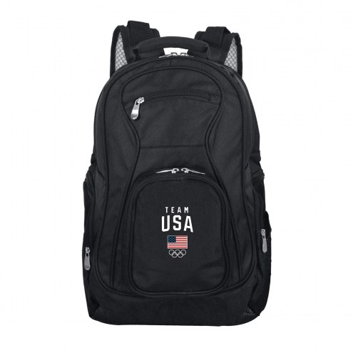 Team USA Laptop Travel Backpack