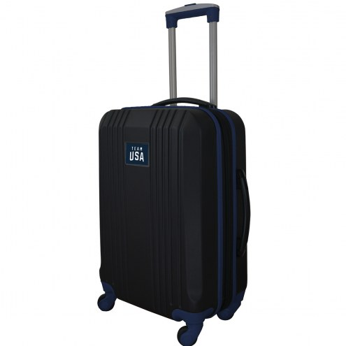 "Team USA 21"" Hardcase Luggage Carry-on Spinner"