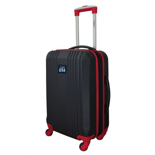 "Team USA 21"" Hardcase Luggage Carry-on Spinner"