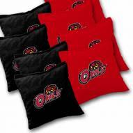Temple Owls Cornhole Bags