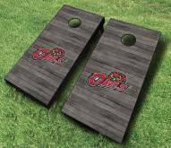 Temple Owls Cornhole Board Set