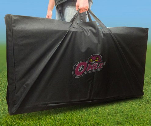 Temple Owls Cornhole Carry Case