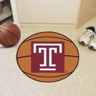 Temple Owls Basketball Mat