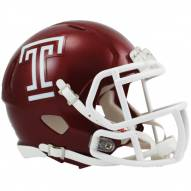 Temple Owls Riddell Speed Mini Collectible Football Helmet