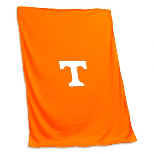 Tennessee Volunteers Sweatshirt Blanket