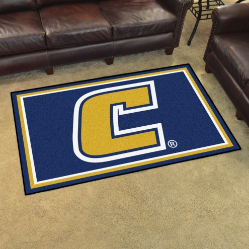 Tennessee Chattanooga Mocs 4' x 6' Area Rug