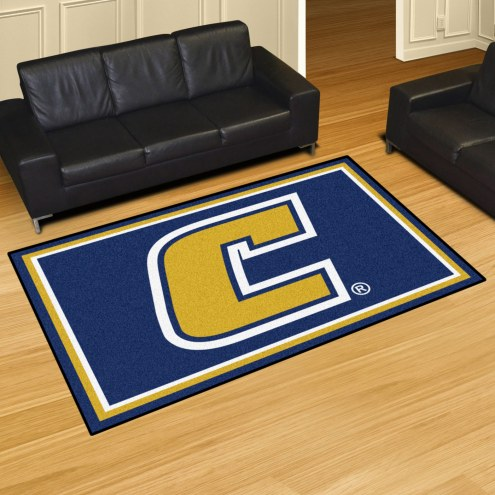 Tennessee Chattanooga Mocs 5' x 8' Area Rug