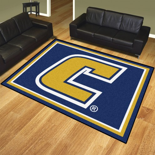 Tennessee Chattanooga Mocs 8' x 10' Area Rug
